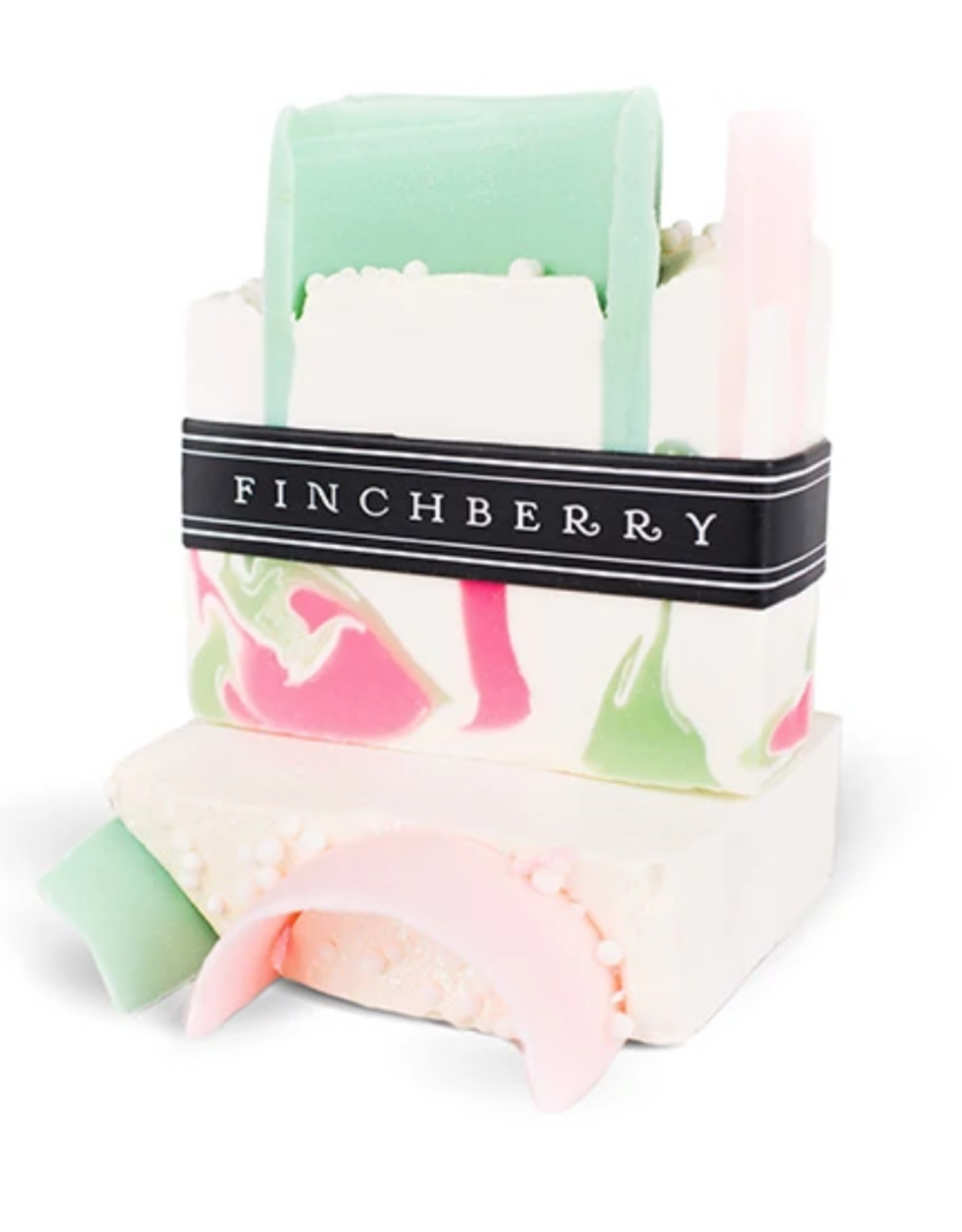 Finchberry Finchberry Handcrafted Vegan Soap Sweetly Southern