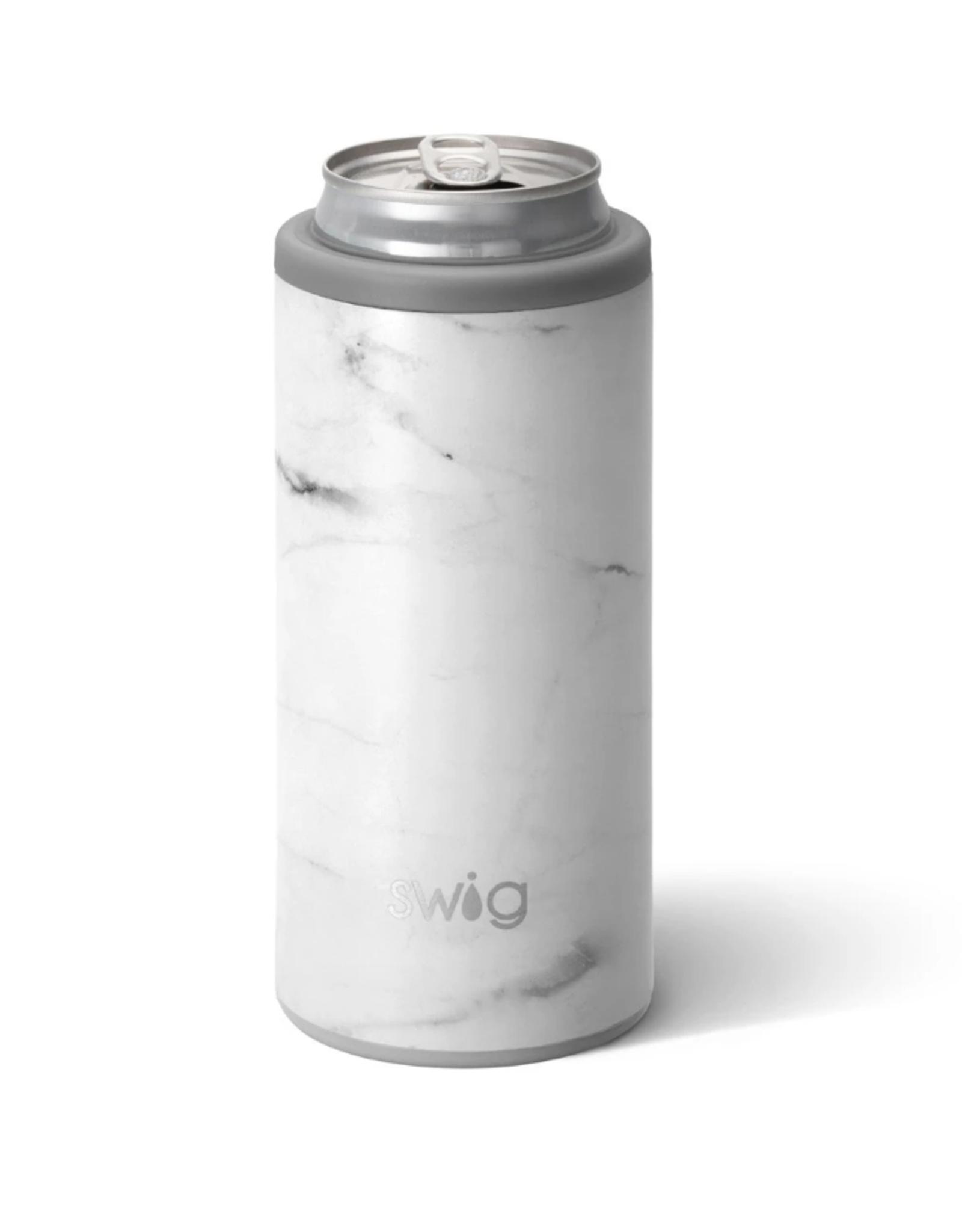 SWIG Swig - 12oz Skinny Can - Matte Marble