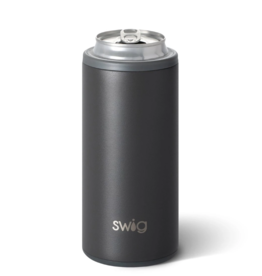 SWIG Swig - 12oz Skinny Can - Matte Grey