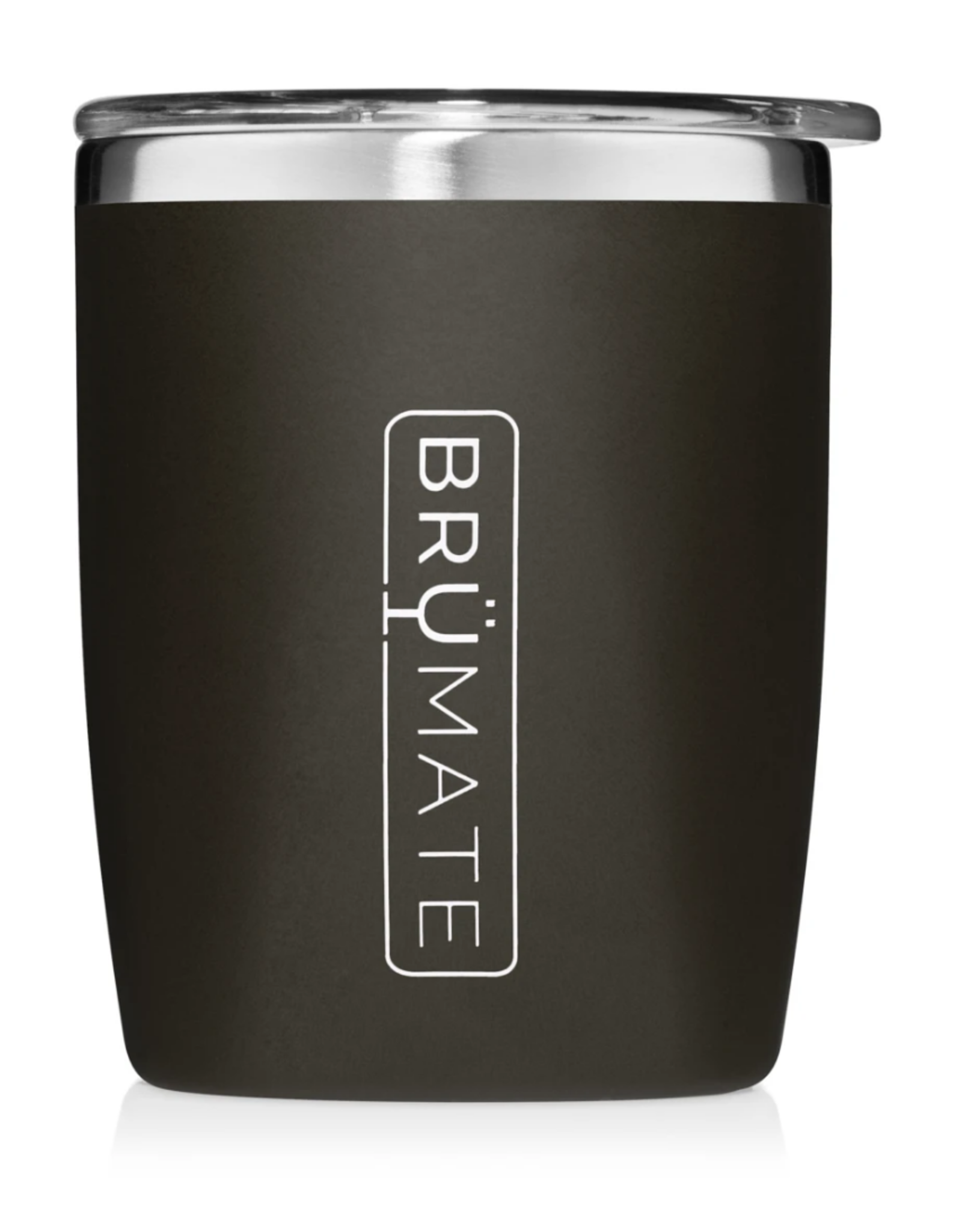 Brumate BruMate - Rocks Glass - Matte Black