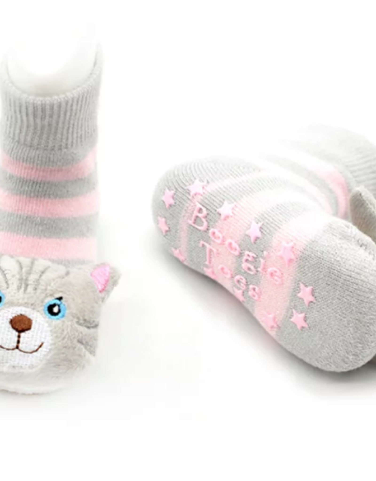 Piero Liventi Piero Liventi - Rattle Socks Gray Cat 0-1