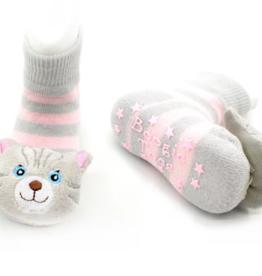 Piero Liventi Piero Liventi - Rattle Socks Gray Cat 0-1