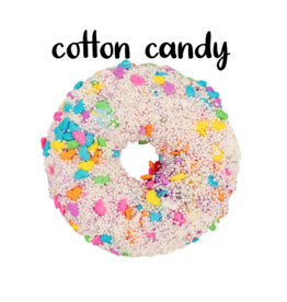 Garb2art Garb2art - Donut Bath Bomb - Cotton Candy