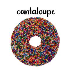 Garb2art Garb2art - Donut Bath Bomb - Cantaloupe