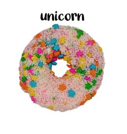 Garb2art Garb2art - Donut Bath Bomb - Unicorn