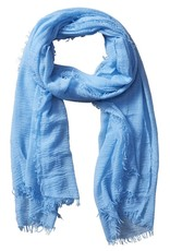 Tickled Pink - Insect Shield Scarf - Solid Light Blue
