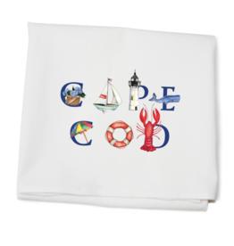 Tina Labadini Designs Tina Labadini Designs - Cape Cod Tea Towel