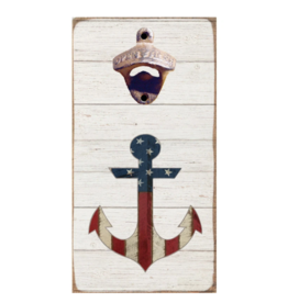 Rustic Marlin Rustic Marlin - Bottle Openers 2019 Anchor Flag