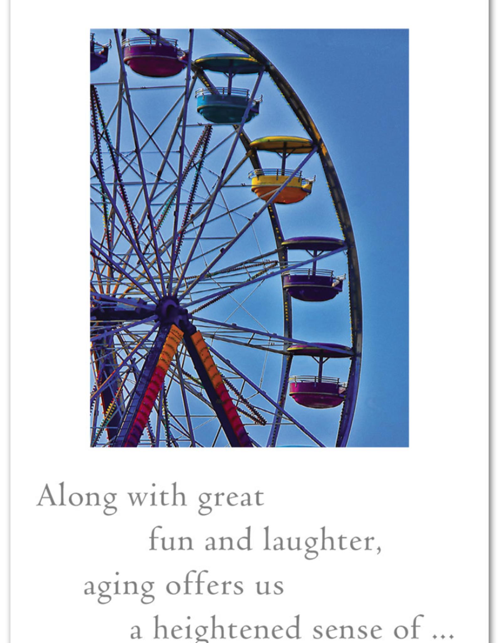 Cardthartic - Ferris Wheel Birthday Card