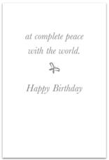 Cardthartic Cardthartic - Woman on Pier Birthday Card