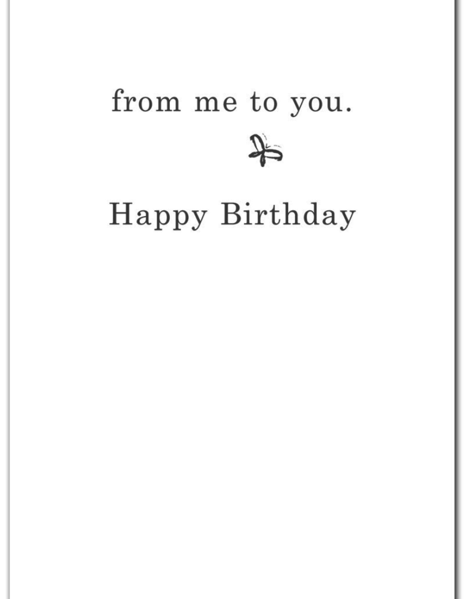Cardthartic - Bear Hug Birthday Card