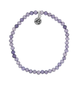T. Jazelle T.Jazelle - Little Blessings - Multi-Color 4mm Amethyst