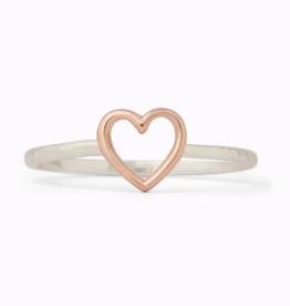 Puravida Puravida - Heart Ring