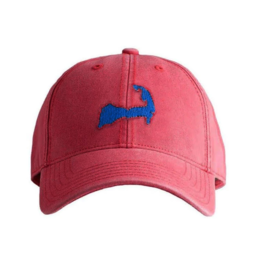 Harding Lane Harding Lane - Cape Cod on Red Adult Hat