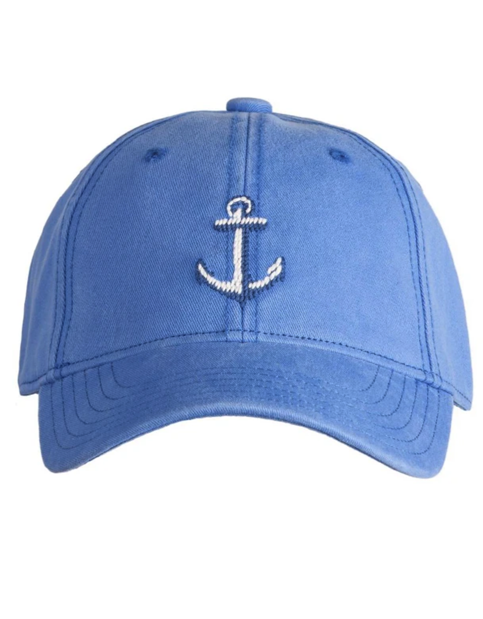 Harding Lane Harding Lane - Anchor on Periwinkle Kids Hat