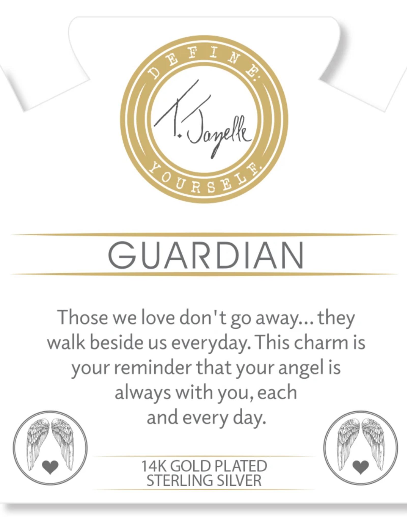 T. Jazelle - Kyanite - Guardian Angel - Gold