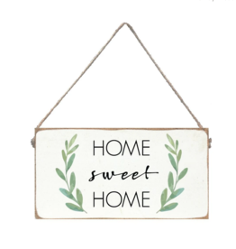 Rustic Marlin Rustic Marlin - Home Sweet Home Mini Plank