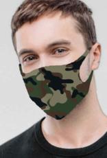 Mask 4 Aid Mask 4 Aid - Unisex Mask - Camo
