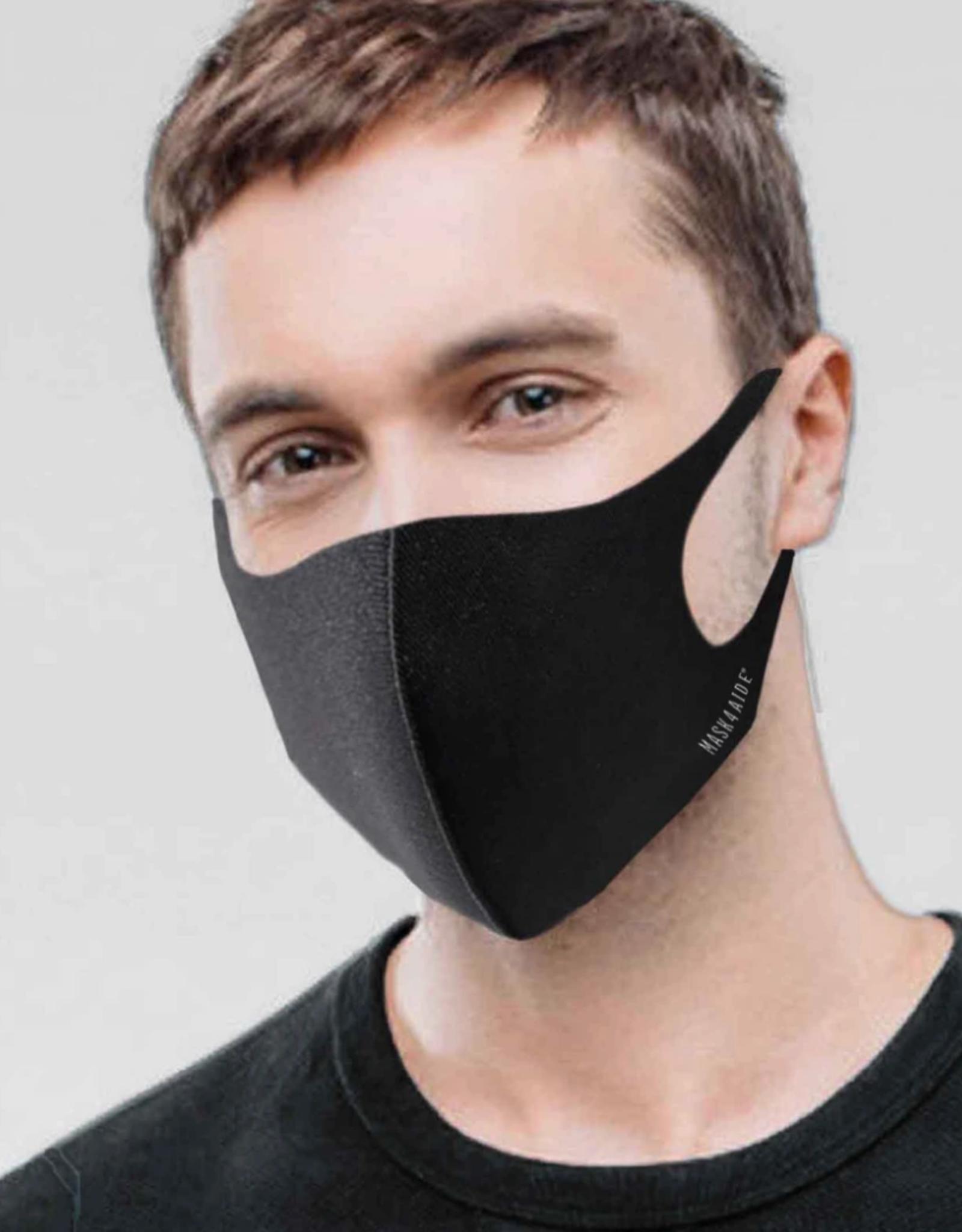 Mask 4 Aid - Unisex Mask - Black