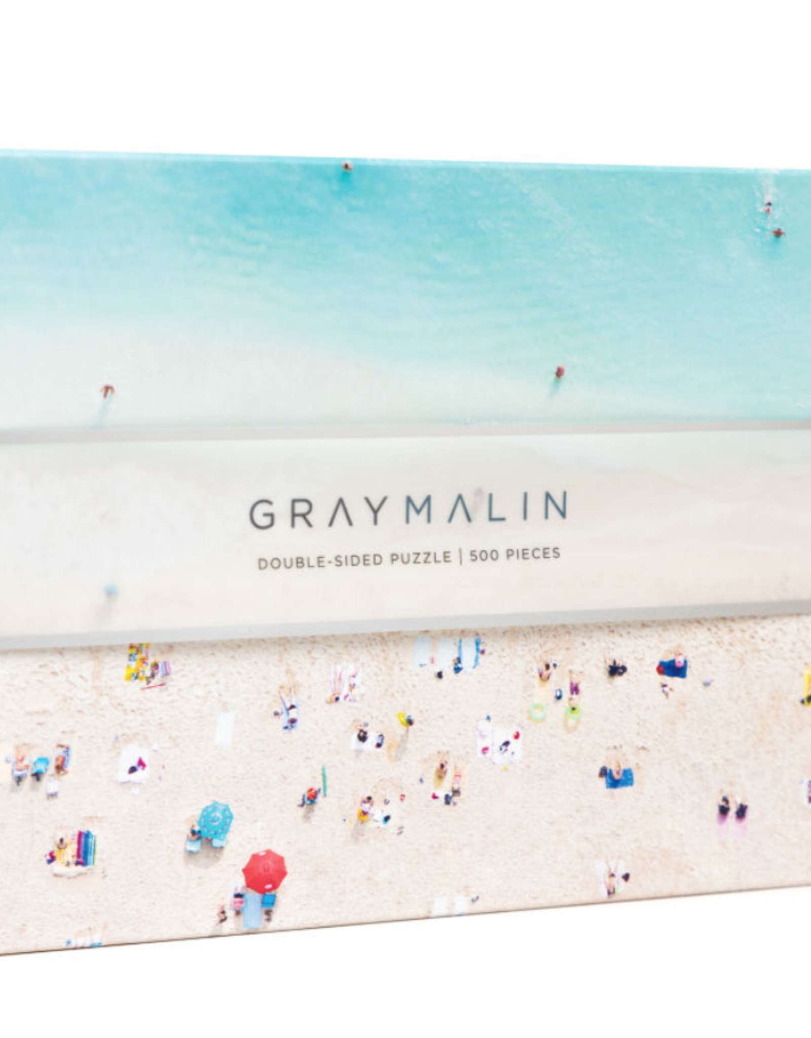 Gray Marlin - Hawaii Double Sided Puzzle
