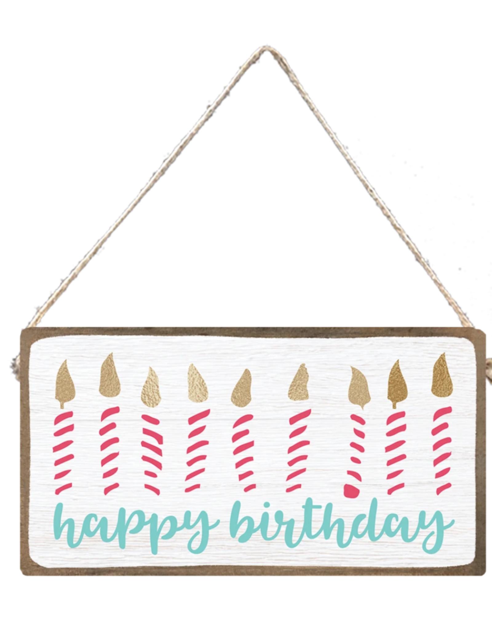 Rustic Marlin Rustic Marlin - Happy Birthday Mini Pank