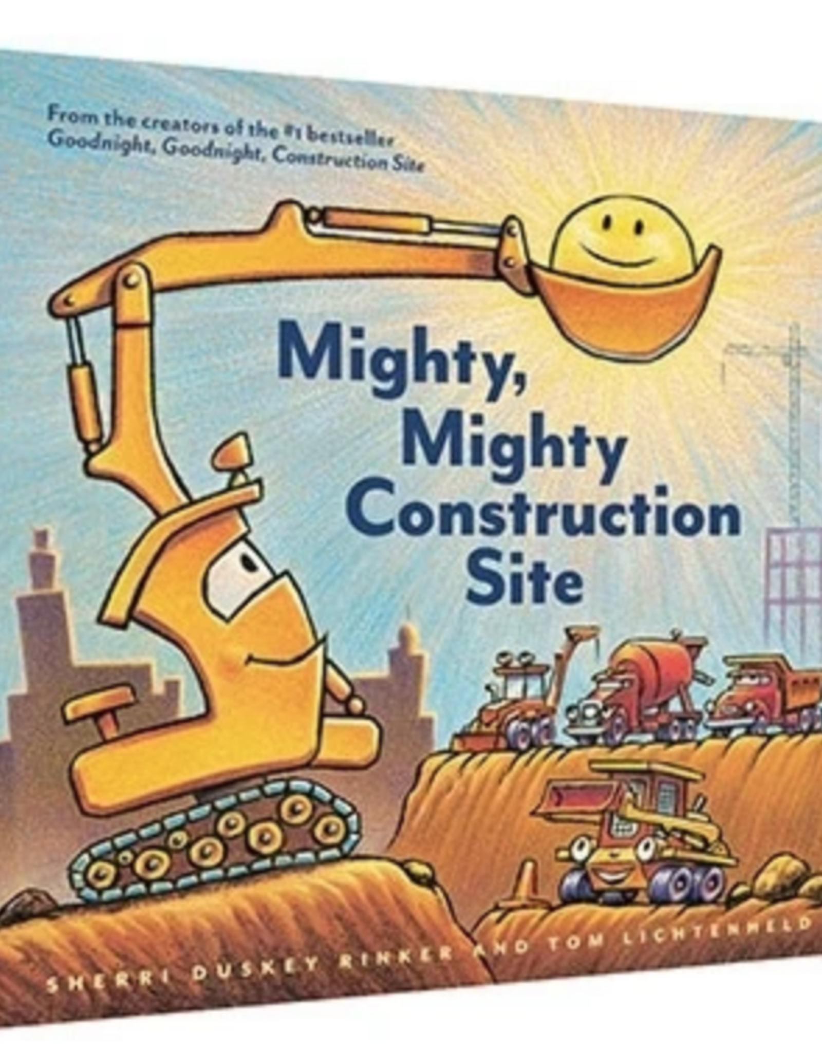Hachette Book Group Mighty, Mighty Construction Site