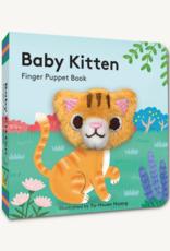 Hachette Book Group Baby Kitten Finger Puppet Book