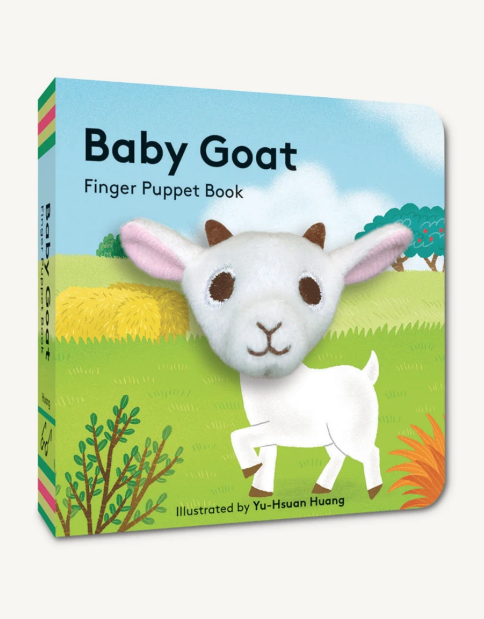 Hachette Book Group Baby Goat Finger Puppet Book