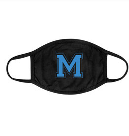 A'Dena Accents Medfield M Face Mask - Black