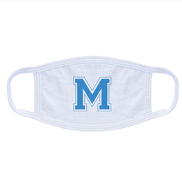A'Dena Accents Medfield M Face Mask - White