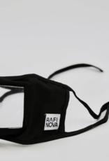 Rafi Nova Rafi Nova - Smile Mask - Black