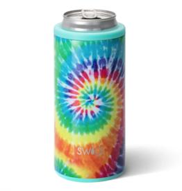 SWIG Swig - 12oz Skinny Can -  Swirled Peace