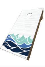 Rustic Marlin Rustic Marlin - Waves Cornhole Set