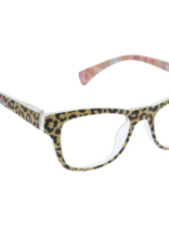 Peepers Peepers - Orchid Island - Tan/Leopard Floral