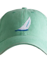 Harding Lane Harding Lane - Sloop on Keys Green Adult Hat