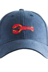 Harding Lane Harding Lane - Lobster on Navy Adult Hat