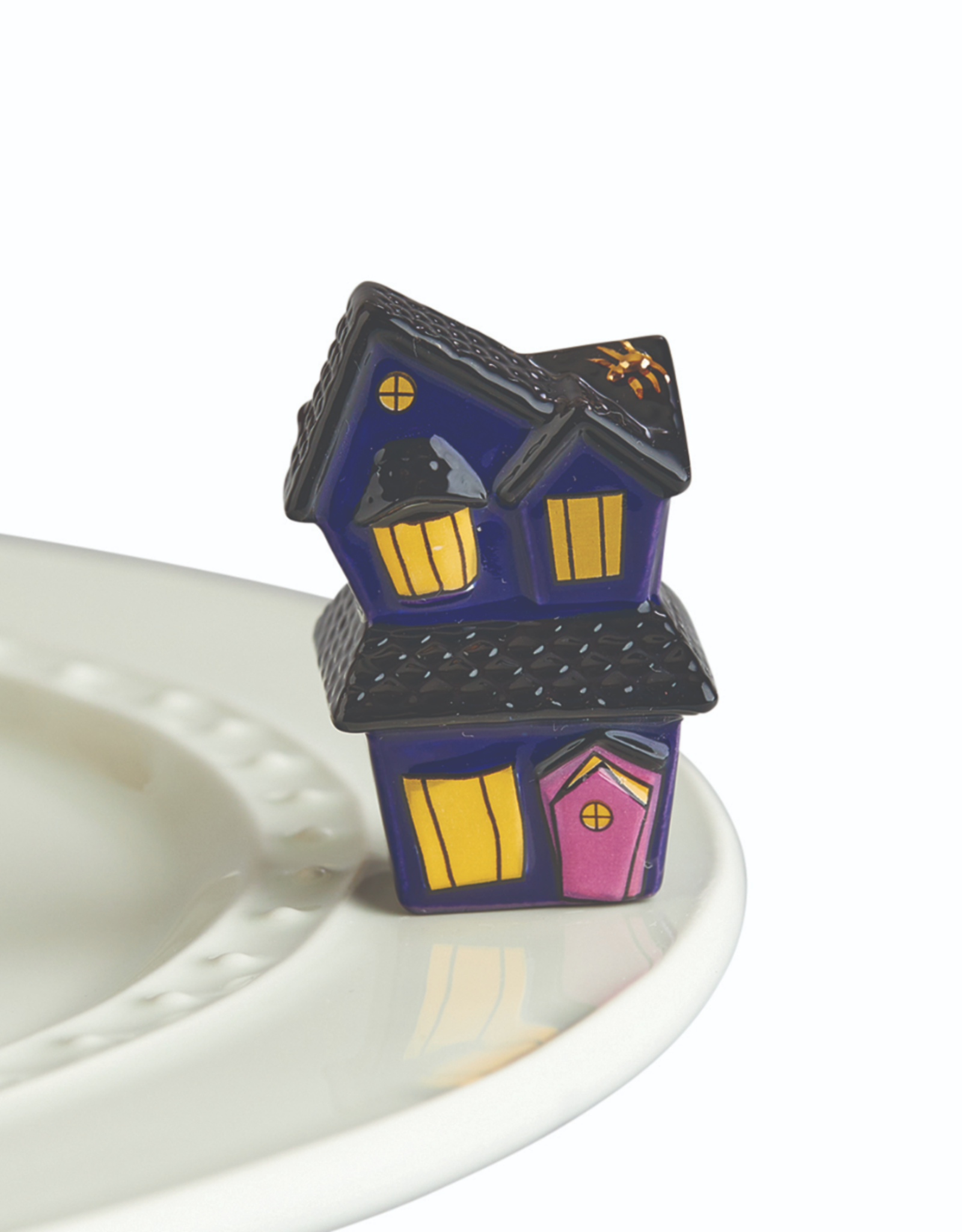 Nora Fleming Nora Fleming Charm - Haunted House