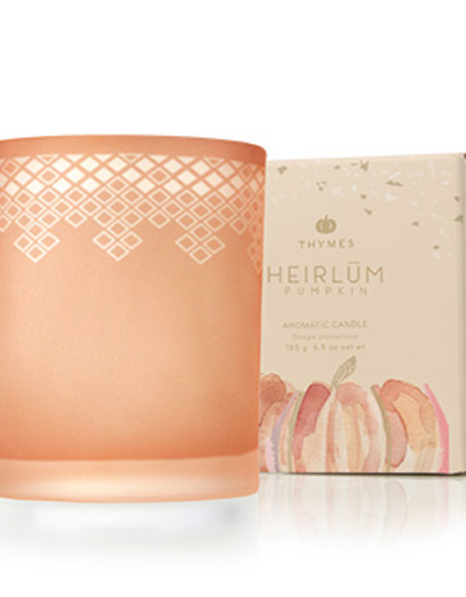 Thymes Thymes - Heirlum Pumpkin Aromatic Candle