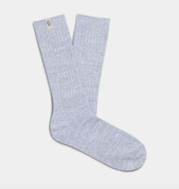 UGG UGG - Rib Knit Slouchy Crew Sock Icelandic Blue