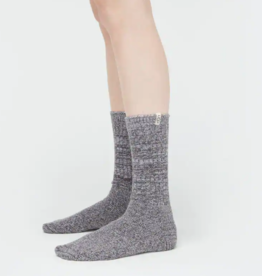 UGG - Rib Knit Slouchy Crew Sock Nightfall
