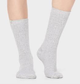 UGG UGG - Rib Knit Slouchy Crew Sock Seal