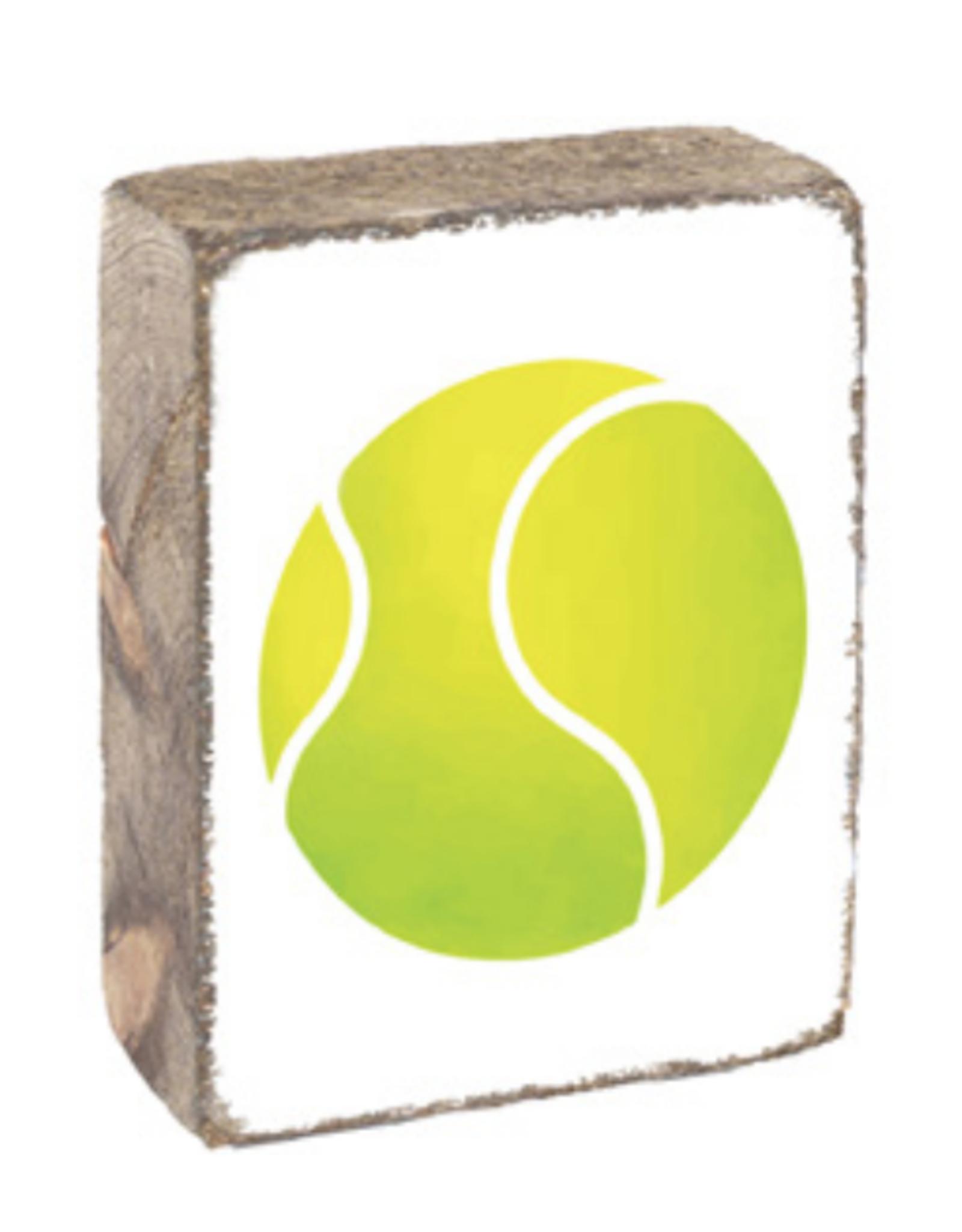 Rustic Marlin Rustic Marlin - Symbol Blocks Tennis