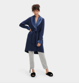 UGG UGG - Woman's Blanche Navy Heather Robe
