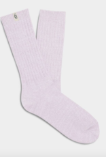 UGG - Rib Knit Slouchy Crew Sock Lilac Frost