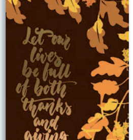 Pictura Pictura - Thanksgiving Card 82562