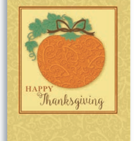 Pictura Pictura - Thanksgiving Card  82364