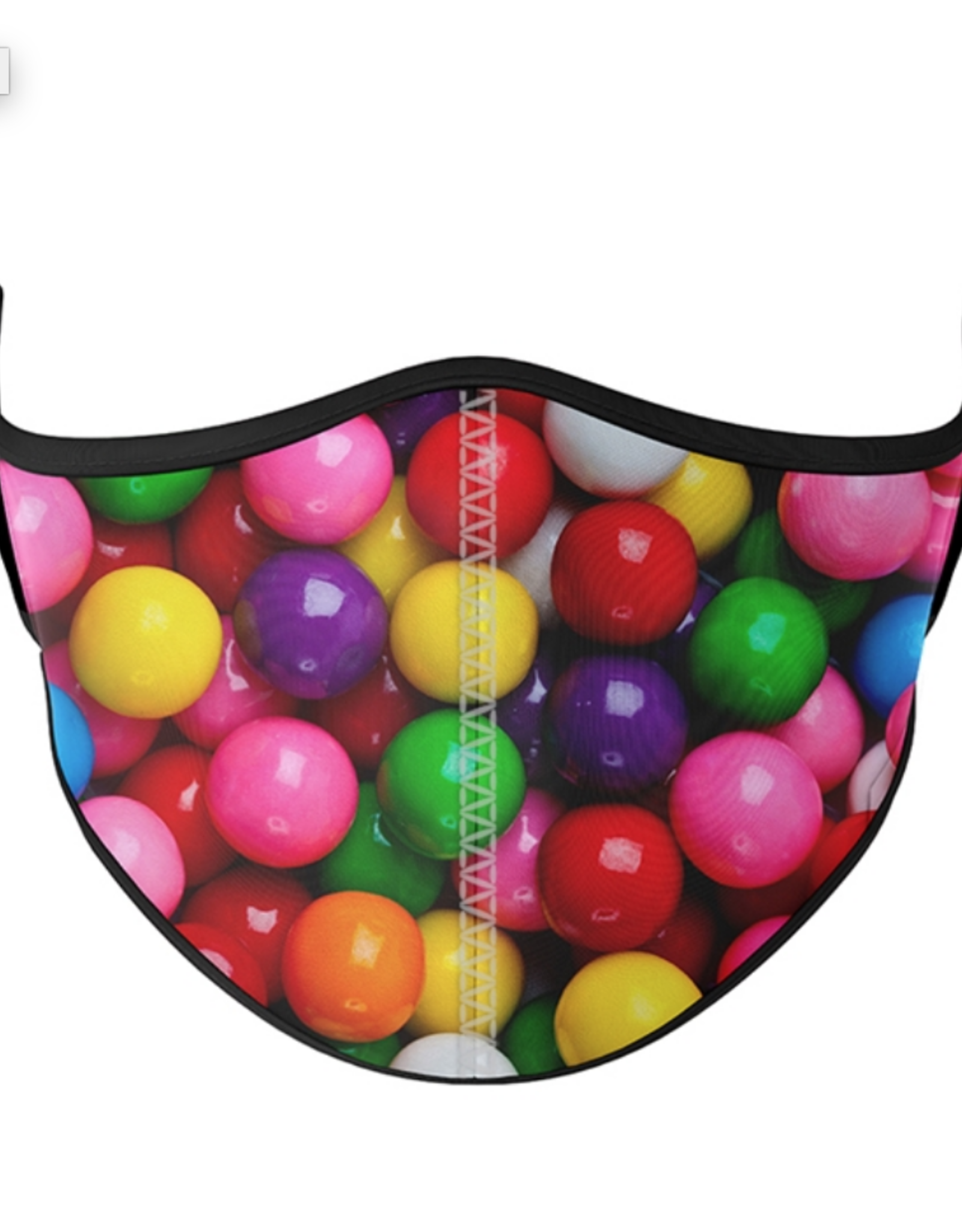 Top Trenz Top Trenz - Small Size - Gumball Mask