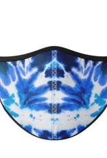 Top Trenz Top Trenz - Masks - Large - Blue Tie Dye