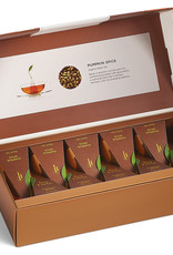 Tea Forte Tea Forte - Pumpkin - Petite Presentation Box