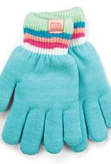 Britt's Knits - Kids Fuzzy-Lined Gloves